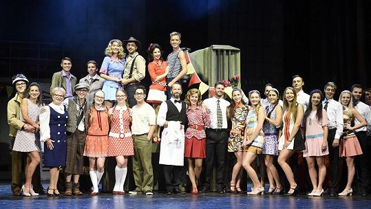 V prosinci měla být v Hudebním divadle v Karlíně uvedena například premiéra muzikálu Rebelové.