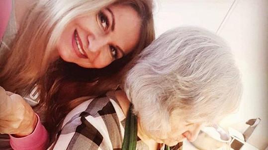 Yvetta Blanarovičová s maminkou