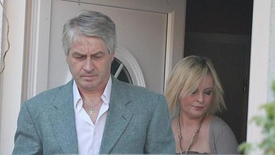 Josef Rychtář a Iveta Bartošová jsou dle svých slov zamilovaní.