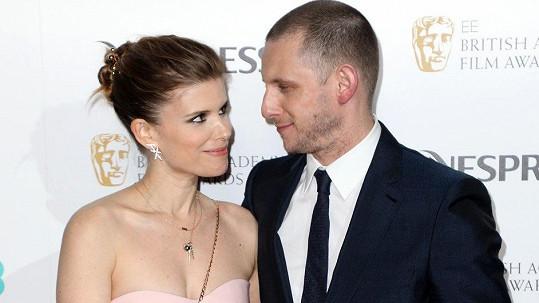 Kate Mara s manželem Jamiem Bellem