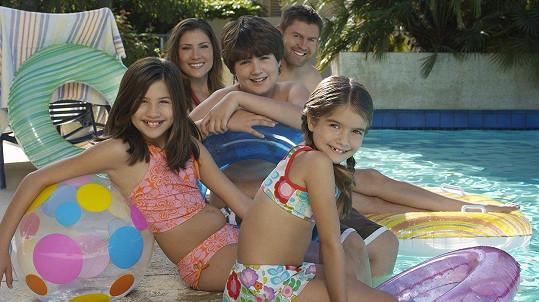 Rodinná pohoda u bazénu? (ilustrační foto)