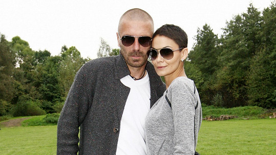 Vlaďka s manželem Tomášem Řepkou se na třetí dítě necítí.
