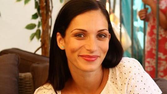 Zuzana Kanócz je těhotná.
