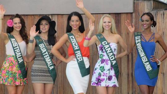 Česká kráska na Miss Earth bohužel neskončila na bedně.