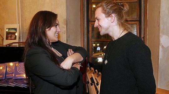 Ewa Farna a Tomáš Klus