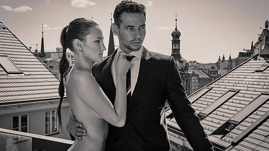 Martina Hekerová a Michal Gajdošech
