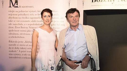 Pavel a Monika Trávníčkovi