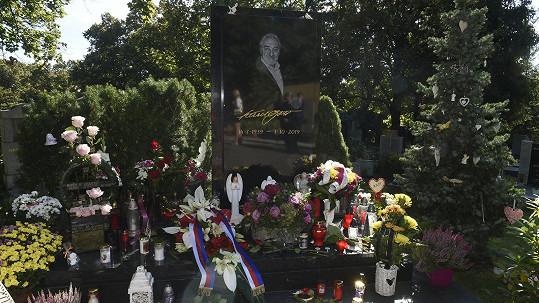Uplynuly dva roky od úmrtí Karla Gotta.