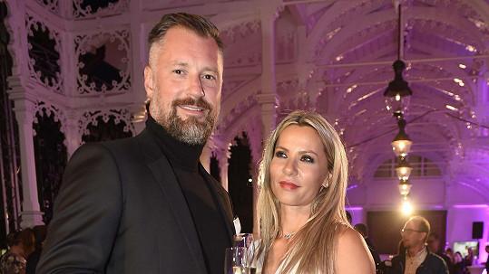 Petr Vágner s novou přítelkyní