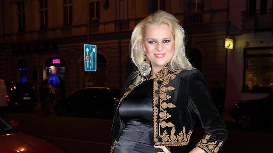 Ornella Štiková promluvila o zprávách od Kokty.