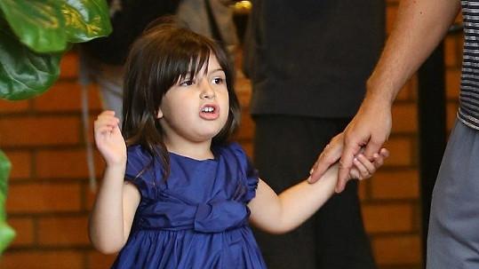 Kterému herci je malá princezna podobná?