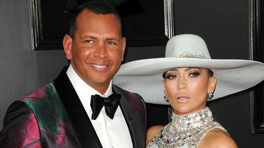 Jennifer Lopez a Alex Rodriguez se problémy ve vztahu snaží vyřešit.