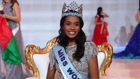 Toni-Ann Singh je novou Miss World.