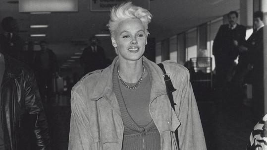 Brigitte Nielsen po čase vytáhla pikantní historku z osmdesátých let.