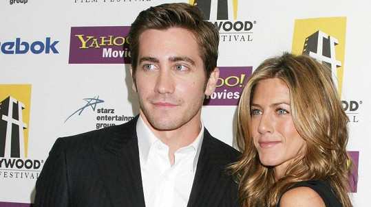 Jake Gyllenhaal a Jennifer Aniston