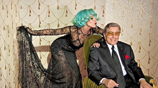 Lady Gaga s Tonym Bennettem