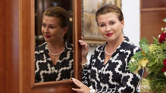 Dana Morávková bude v porotě filmového festivalu hodnotit komedie místo nemocné kolegyně.