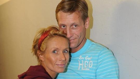Tereza Pergnerová s Jiřím Chlebečkem budou možná opět pár.