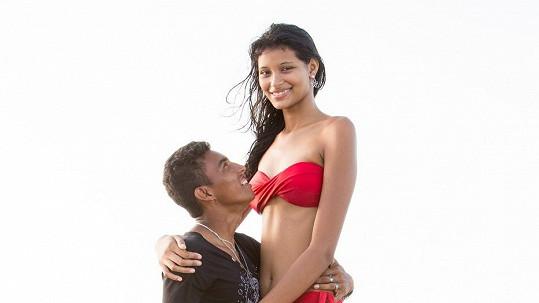 Elisany Da Silva a Francinaldo Carvalho