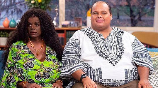 Martina a Michael by chtěli černouška.