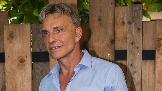 Martin Maxa plánuje podnikat v hoteliérství.