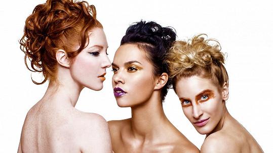 Trojice známých žen nafotila odvážné snímky. Více ve fotogalerii!