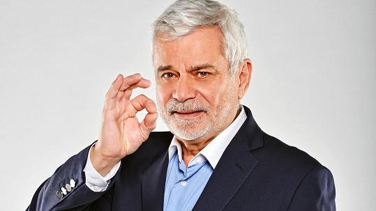 Petr Štěpánek si na velikonoční tradice potrpí.