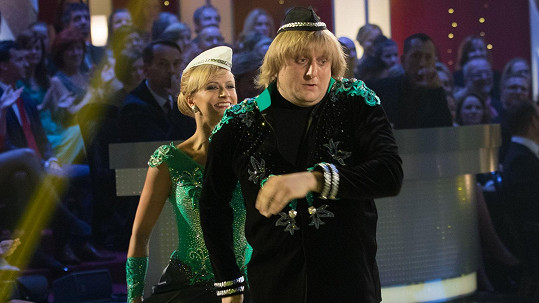 Lucie Hunčárová a Lukáš Pavlásek