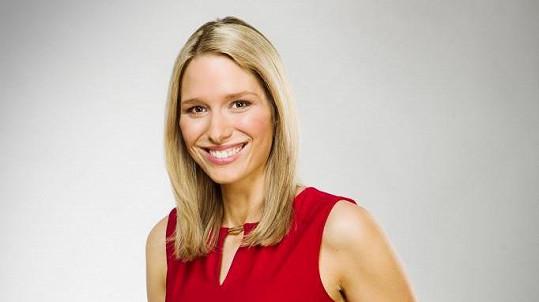 Bára Černošková doposud působila ve sportovní redakci České televize.