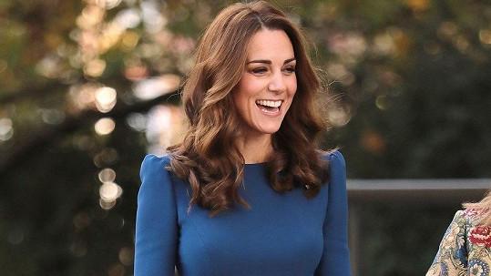 Vévodkyně z Cambridge se letos mimo jiné stala trojnásobnou matkou a švagrovou bývalé herečky Meghan.