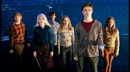 Hvězdy Harry Pottera se opět sešly pohromadě.