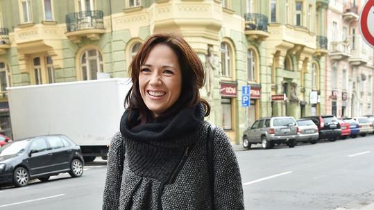 Tereza Kostková má teď volnější období.