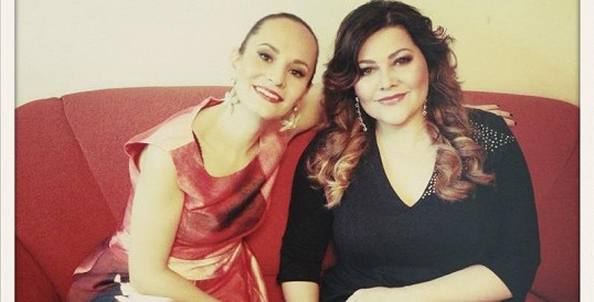 Monika Absolonová a Ilona Csáková zazpívají společně v novém pořadu.