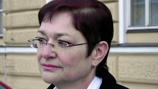 Darina Rychtářová skončila v nemocnici.