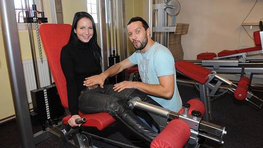 Veronika Nová a Michal Kavalčík se rozešli.
