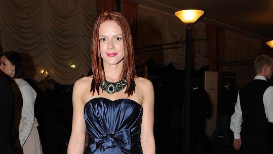 Andrea Kerestešová si změnila barvu vlasů.