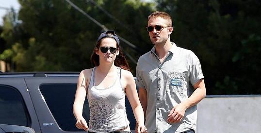 Kristen a Robert patří k nejznámějším párům šoubyznysu.