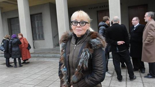 Kateřina Macháčková se stala obětí podvodu.