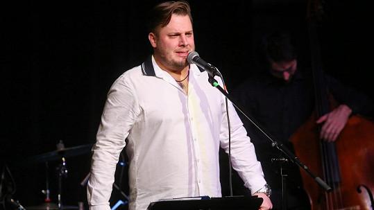 Tomáš Savka se změnil v usedlého taťku.