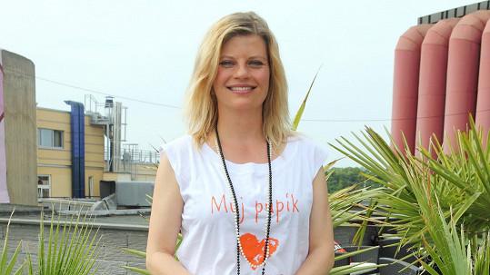Martina Hynková Vrbová se nedávno stala trojnásobnou maminkou.