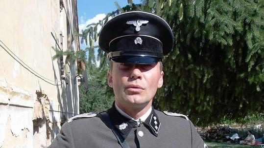 Moderátor Bořek Slezáček si zahrál v americkém filmu.