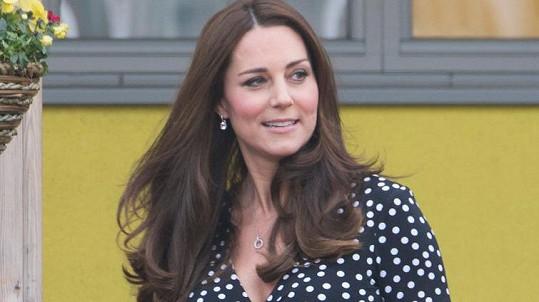 Catherine zavítala do londýnského centra pro znevýhodněné rodiny s dětmi.
