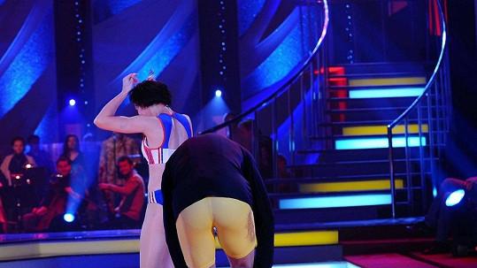 Tanečník Katky Baďurové ukázal světu svoji druhou tvář.