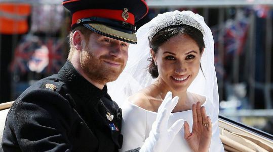 Svatební den Meghan a Harryho mohl být ještě dokonalejší...