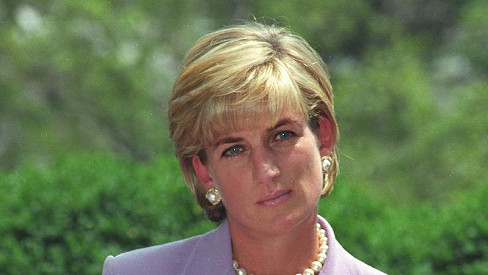 Princezna Diana Mountbatten-Windsor