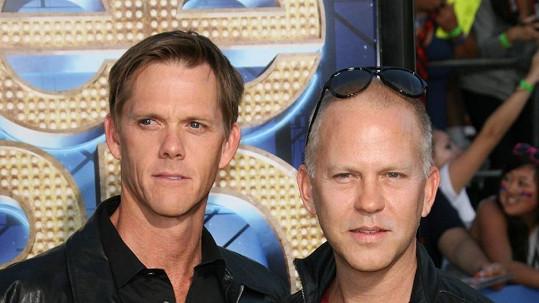 Ryan Murphy (vpravo) a David Miller.