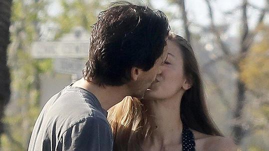 Adrien Brody a Lara Lieto