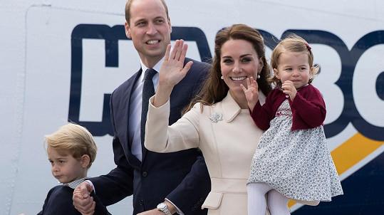 Britská královská rodina se má rozšířit.