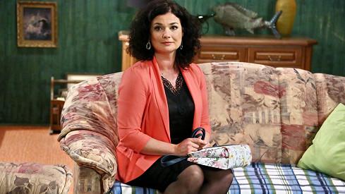 Martina Preissová si zahraje v seriálu.