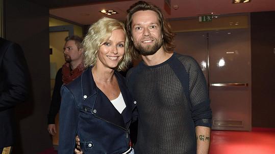 Richard Krajčo a Karin Babinská